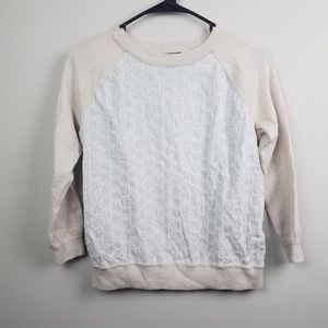 J Crew Sweater Womens Size Medium Merino Wool